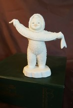 Dept 56 Snowbabies Winter Tales 1998 I LOVE YOU THIS MUCH 68918 Retired ... - $9.99