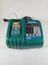 Makita DC18RCA Battery Charger Ni-MH & Li-ion 7.2-18V - $19.79