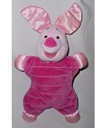 Disney Kids Preferred Piglet Plush Stuffed Animal Toy Satin Crinkle Ears... - $24.52