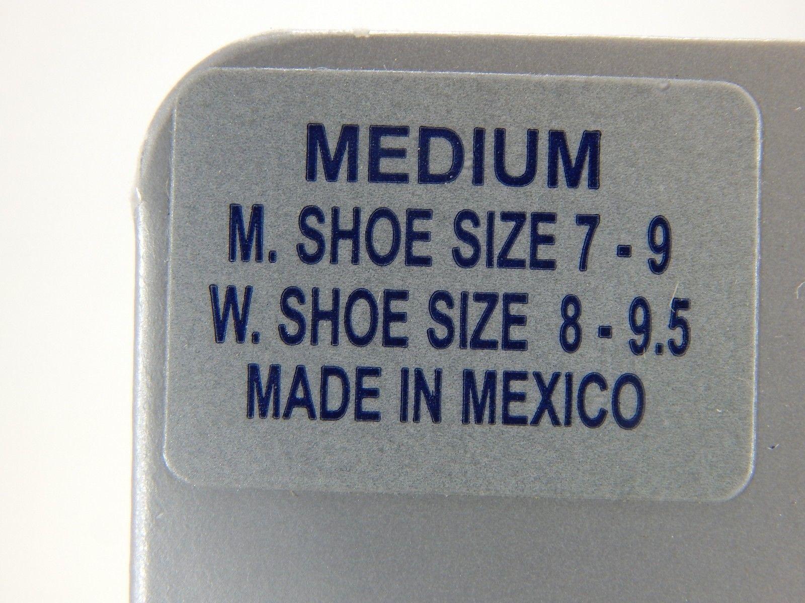 Asics Old School Crew White Socks M Medium Women's Size 8-9.5 Men's Size 7-9