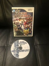 Super Smash Bros. Brawl (Wii, 2008) Disc And Artwork No Manual - $17.09
