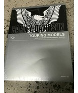 2020 Harley Davidson Touring Models Repair Workshop Service Shop Manual NEW - $197.95