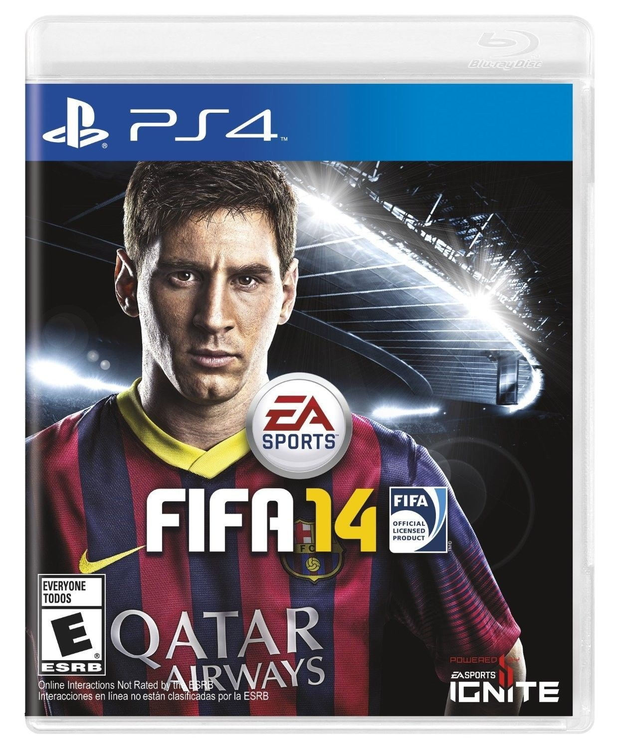 FIFA 14 (PlayStation 4) Soccer Video Game PS4 [New]