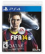 FIFA 14 (PlayStation 4) Soccer Video Game PS4 [New] - $7.91