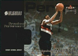 2001-02 Fleer Premium Solid Performers Premium Basketball Set Rasheed Wa... - $27.00
