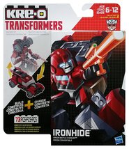 Kre-O Transformers Kreon Battle Changers Ironhide Building Toy - $25.99