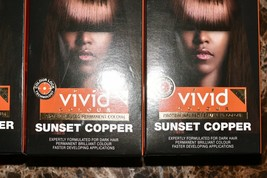 REVLON Realistic Vivid Colour Protein Infused Permanent Color Hair Dye - $21.78