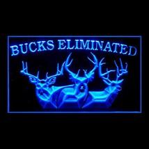 210273B Buck Eliminated Animal Protection Threatened Environment LED Lig... - $18.00