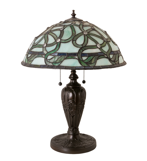 "23"" High Mediterranean Table Lamp"
