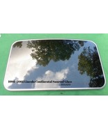 98 99 00 01 02 LINCOLN CONTINENTAL OEM FACTORY  SUNROOF GLASS FREE SHIPP... - $125.00