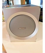 Bose Companion 3 Series  Multimedia Computer Subwoofer For Parts Or repair - $41.57