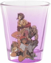 COWBOY BEBOP GROUP SHOT GLASS - $9.89