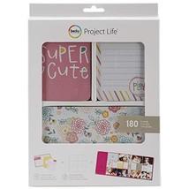Becky Higgins 380331 Project Life Value Kits-Super Cute (180 pcs) - $14.76