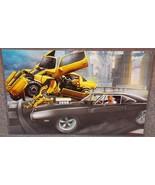 Fast & Furious Dom vs Bumblebee Glossy Art Prin... - $24.99