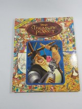 Disney's Treasure Planet (Look and Find)  book - $4.94