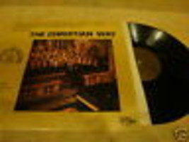 The Christian Way Hymn Baltimore Conferencia LP Record - £6.93 GBP