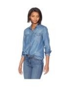 Jessica Simpson Women's Pixel Tunic Shirt, Manchester, XS - $15.83