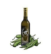 Saratoga Olive Oil Company Baklouti Green Chili Olive Oil 375ml 12.7oz - $37.89