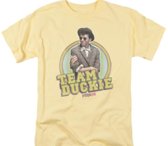 Pretty in Pink Retro 80s Team Duckie T-shirt John Cryer Molly Ringwald PAR469 image 2