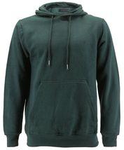 Men's Premium Athletic Drawstring Fleece Lined Sport Gym Sweater Pullover Hoodie image 13