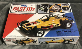 "New - MPC FAST 111'S ""DIRT DIGGER"" Snap Model Kit NO.1-3403 1981 MADE IN... - $29.69"