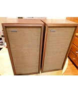 """Scott S-10B Controlled impedance Two Way Speakers Pair Vintage 12""""x 9""""x ... - $276.21"""