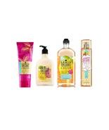 4 Pc Bath & Body Works Lemon Pomegranate Cream Set Lotion Shower Gel Mist Lotion - $29.75