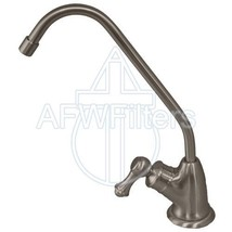 PURETECK Euro Style Airgap Long Reach RO Faucet - Brushed Nickel - $62.50