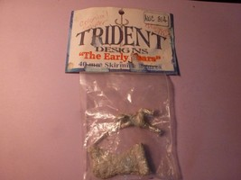 "Trident Designs ""The Early Years"" 40mm Skirmish Figures AWC 314 - $11.87"