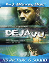 Deja Vu (2006) (Blu-ray)