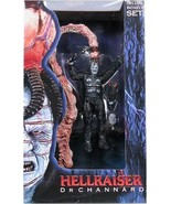 Dr. CHANNARD HELLRAISER movie series 3 action figure Deluxe BOXED set - $391.05