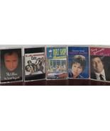 Lot Of 5 Cassette Song - $9.50