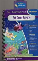 LeapFrog Quantumpad -  Science - 3rd Grade Science - $4.75