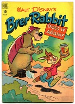 Brer Rabbit Does it Again- Four Color Comics #2082 1948 VG - $47.92