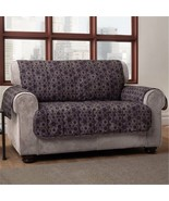 Loveseat Furniture Cover Protector Innovative Textile Solutions Circles ... - $35.64