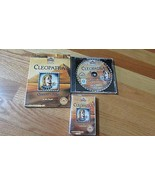 Cleopatra Queen of the Nile beginning chapter book tape set CD High low ... - $9.99
