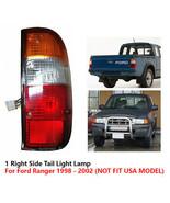 1 RIGHT SIDE STANDARD TAIL REAR LIGHT LAMP FOR FORD RANGER PICKUP 1998-2002 - $31.04