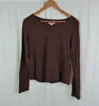 Denim & Supply Ralph Lauren Striped Long Sleeve Tee T Shirt Casual Women... - $18.66