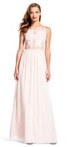 Adrianna Papell Women's Embellished Halter neck Dress - $119.99