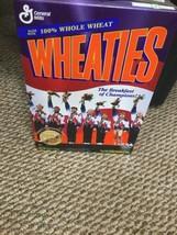 "Vintage Unopened 1996 ""Women's Gymnastics Team"" Wheaties Cereal Box New ... - $14.84"