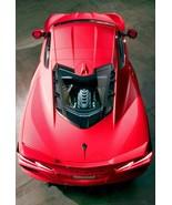 2020 CHEVROLET CORVETTE ENGINE (TOP)   13x19 inch poster - $14.84
