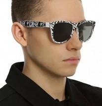 Twenty One 21 Pilots Black And White Hawaiian Retro Sunglasses - $21.28