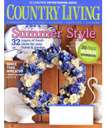 COUNTRY LIVING Magazine - July Issue 2007 - $6.00