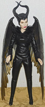 Disney MALEFICENT WINGED FAIRY Live Action Movie Doll ANGELINA JOLIE Toy... - $65.40