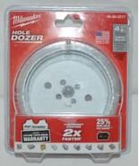Milwaukee Product Number 49560217 Bi Metal Hole Saw Hole Dozer - $22.97