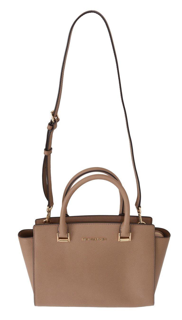 130e2a73f7d0 Khaki SELMA Leather Messenger Bag and 47 similar items