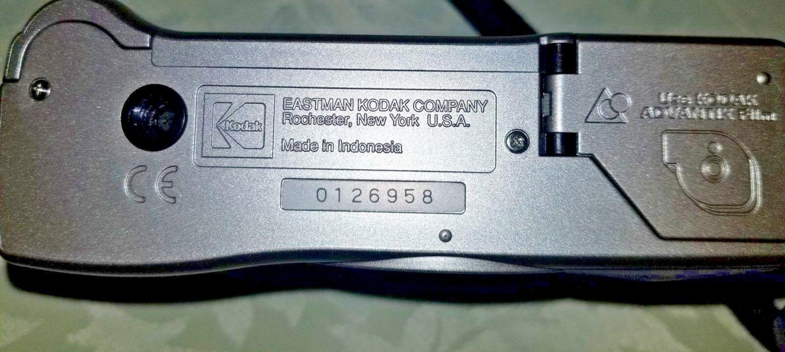 Kodak Advantix C650 Zoom APS Point & Shoot Film Camera image 5