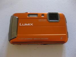 Panasonic LUMIX DMC-TS25 16.1MP 4x Zoom Durable Tough Digital Camera - W... - $52.46
