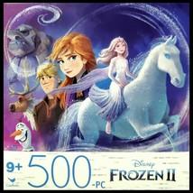 Disney Frozen 2 Elsa And Friends 500 Piece Jigsaw Puzzle - Cardinal - $9.89