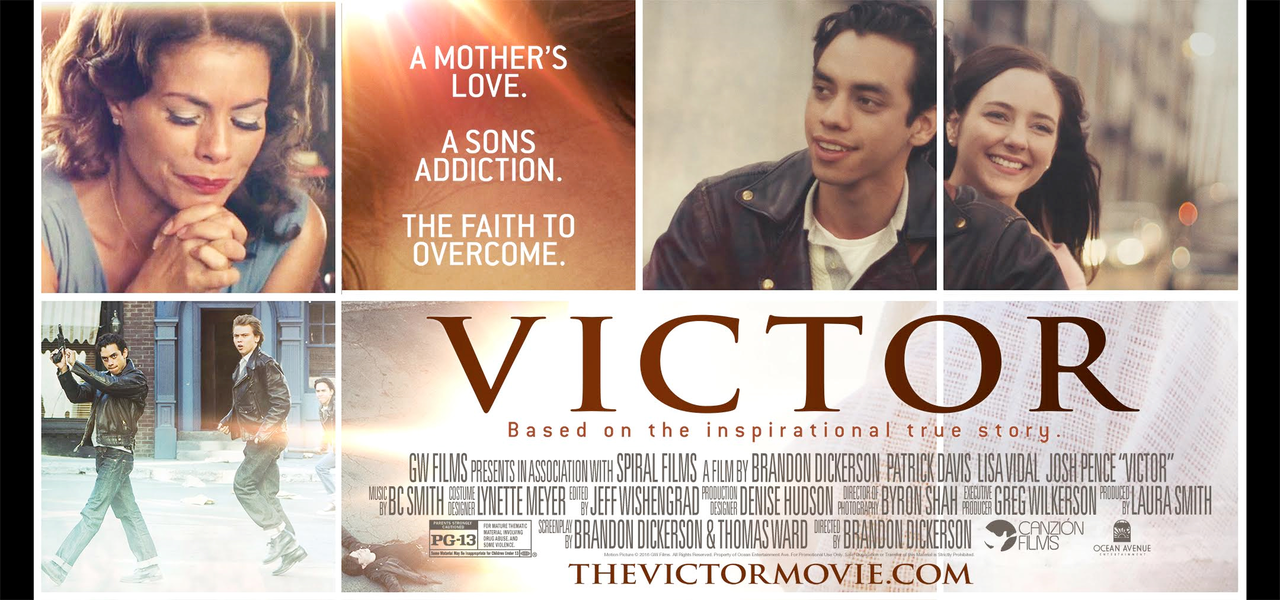 Victor   dvd   based on the inspirational true story of victor torres